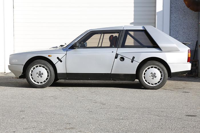 Bonetto restauri - Lancia S4